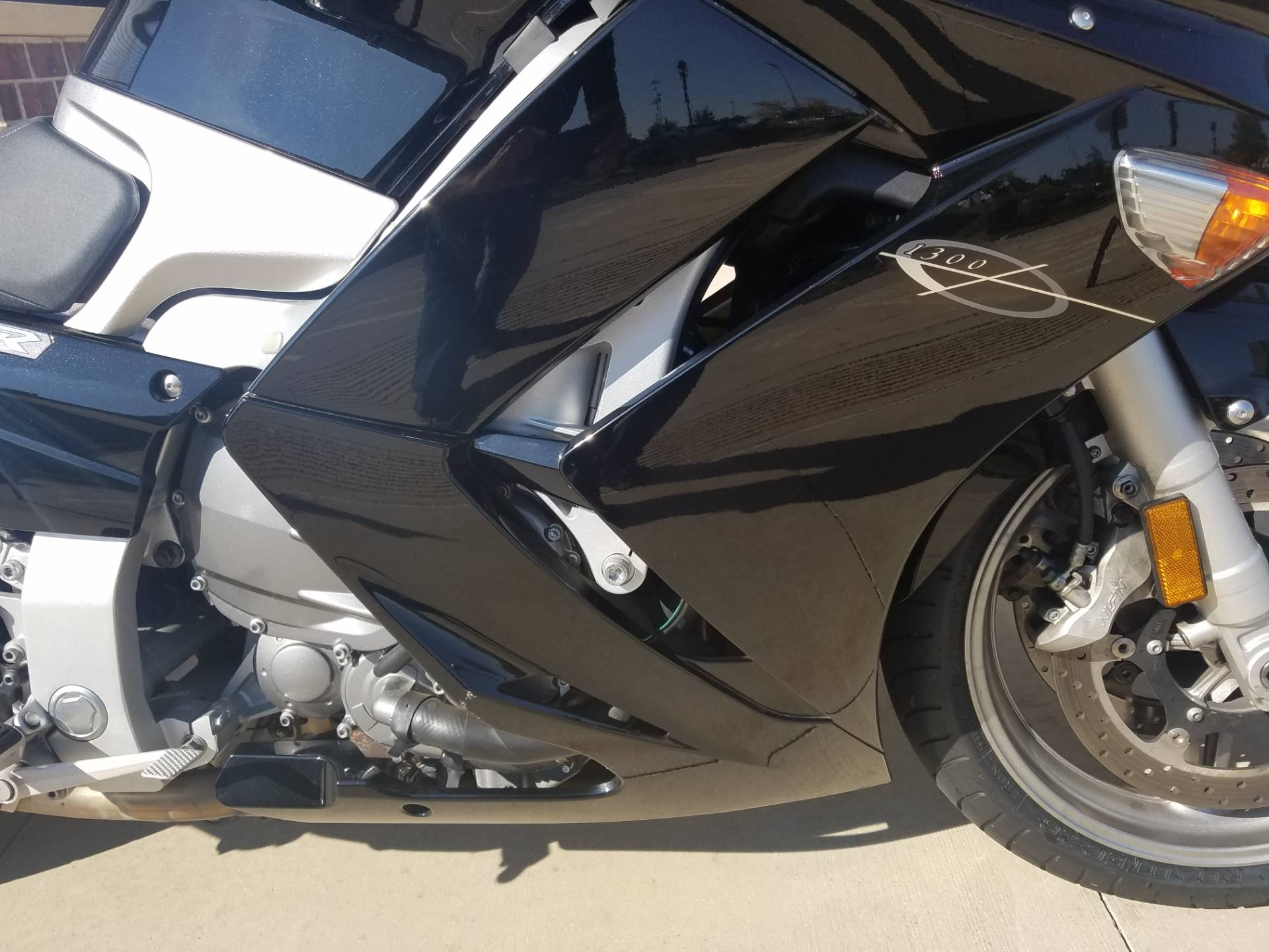 2008 Yamaha FJR1300A 7