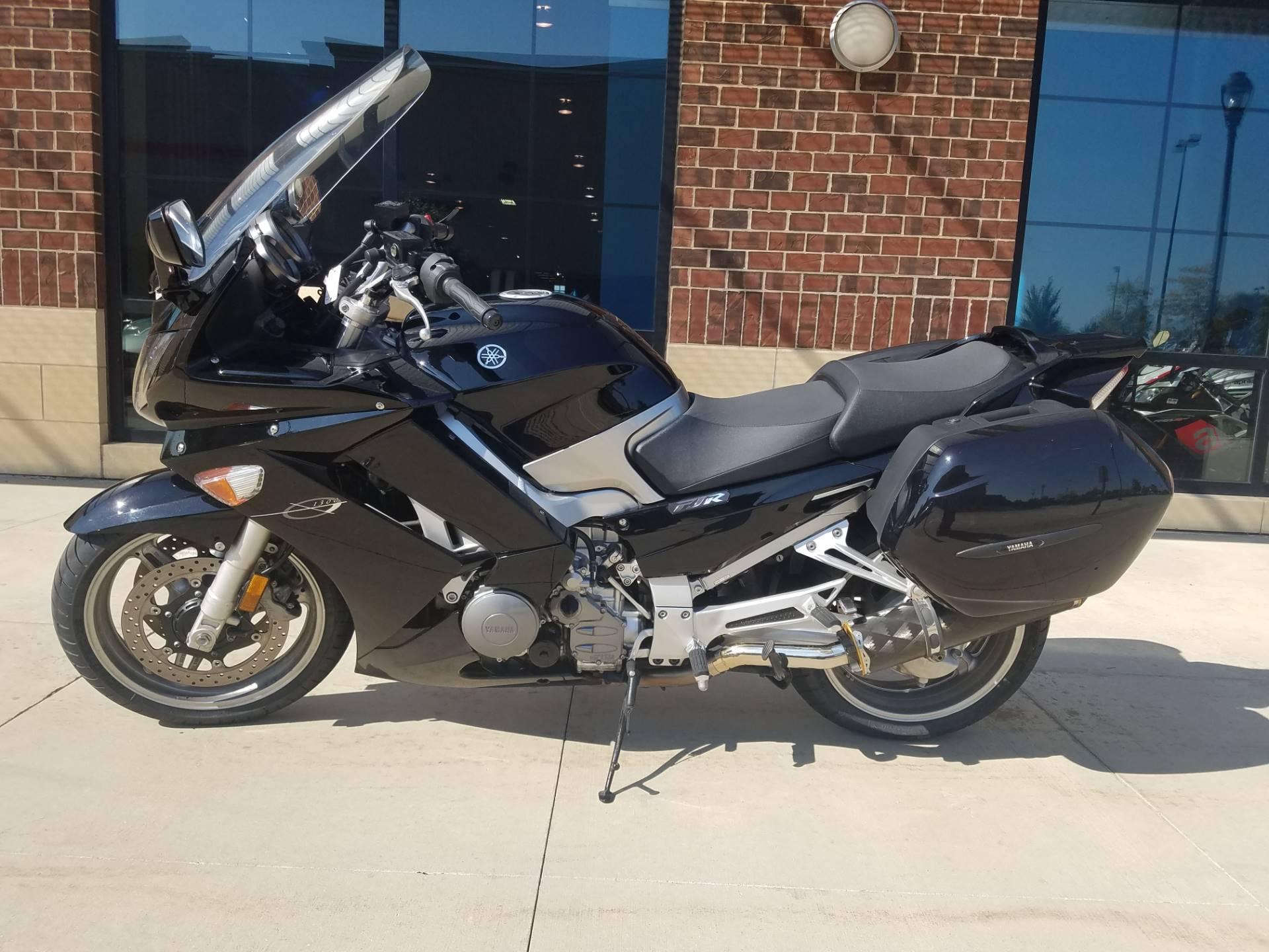 2008 Yamaha FJR1300A 2