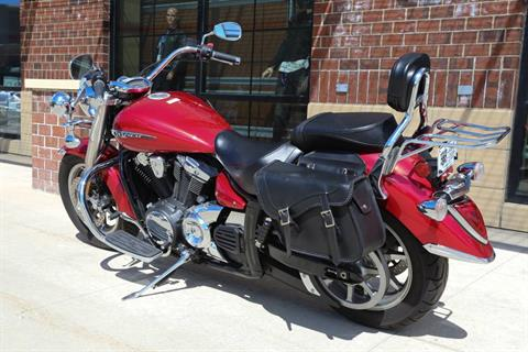 2012 Yamaha V Star 1300  in Saint Charles, Illinois - Photo 7
