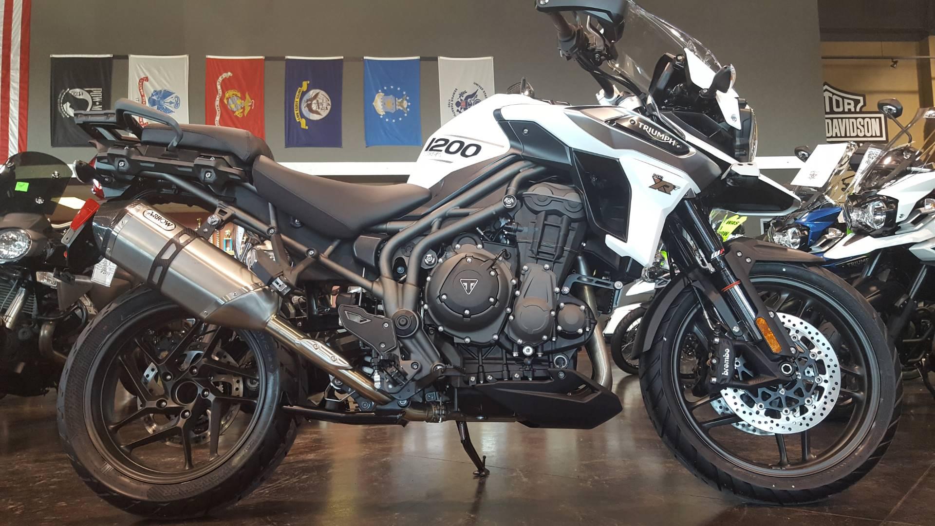 2018 triumph tiger 1200 xrt motorcycles saint charles illinois. Black Bedroom Furniture Sets. Home Design Ideas