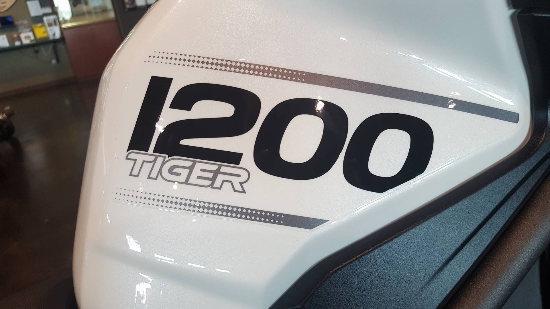 2018 Triumph Tiger 1200 XRt in Saint Charles, Illinois