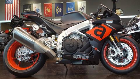 2017 Aprilia RSV4 RR in Saint Charles, Illinois