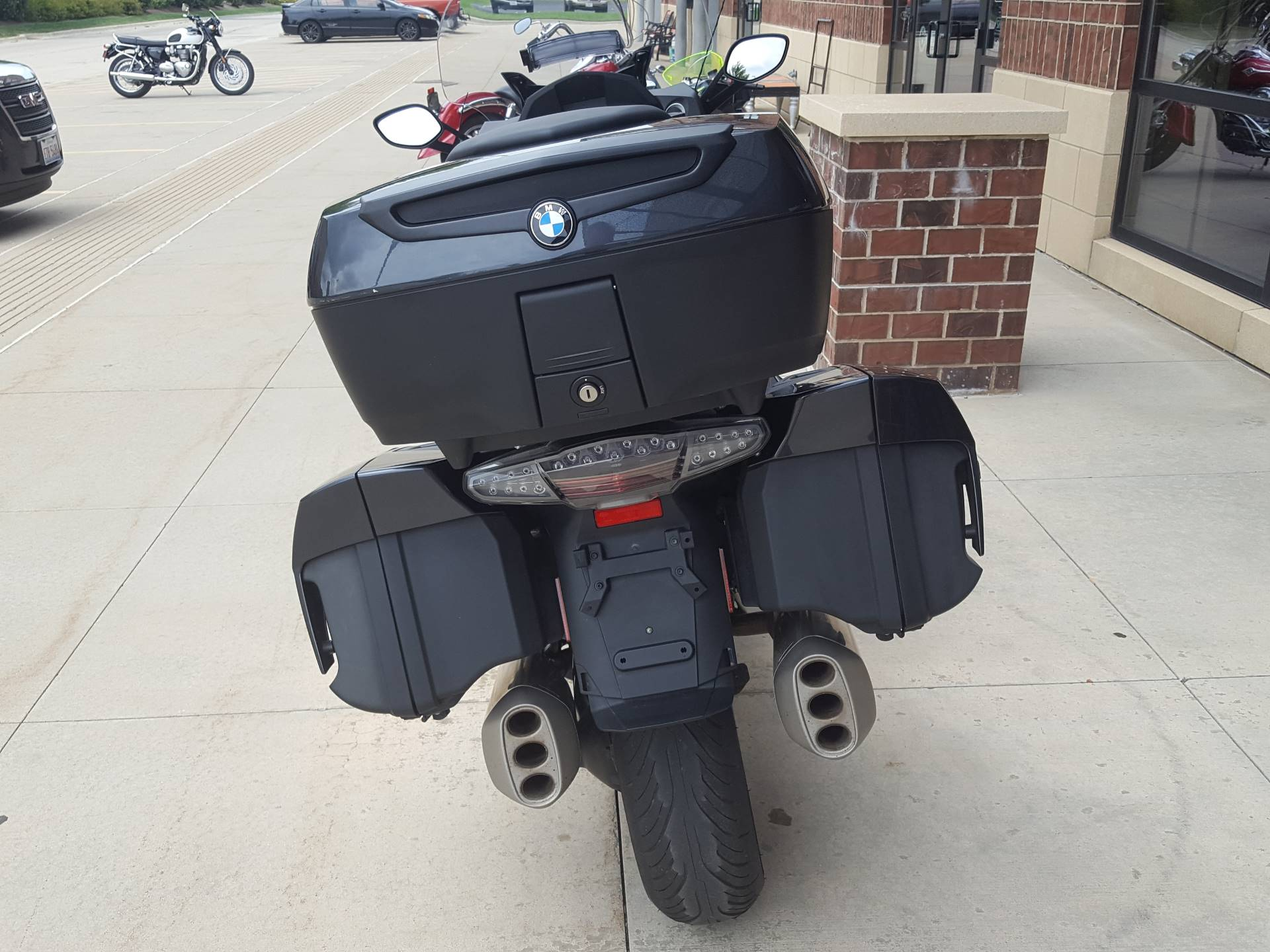 2013 BMW K 1600 GT in Saint Charles, Illinois