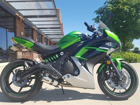 2016 Kawasaki Ninja 650 in Saint Charles, Illinois