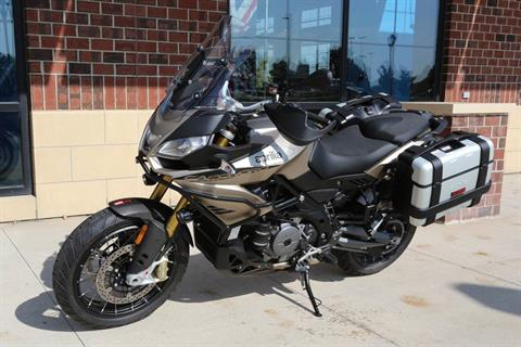 2017 Aprilia Caponord 1200 ABS Rally in Saint Charles, Illinois