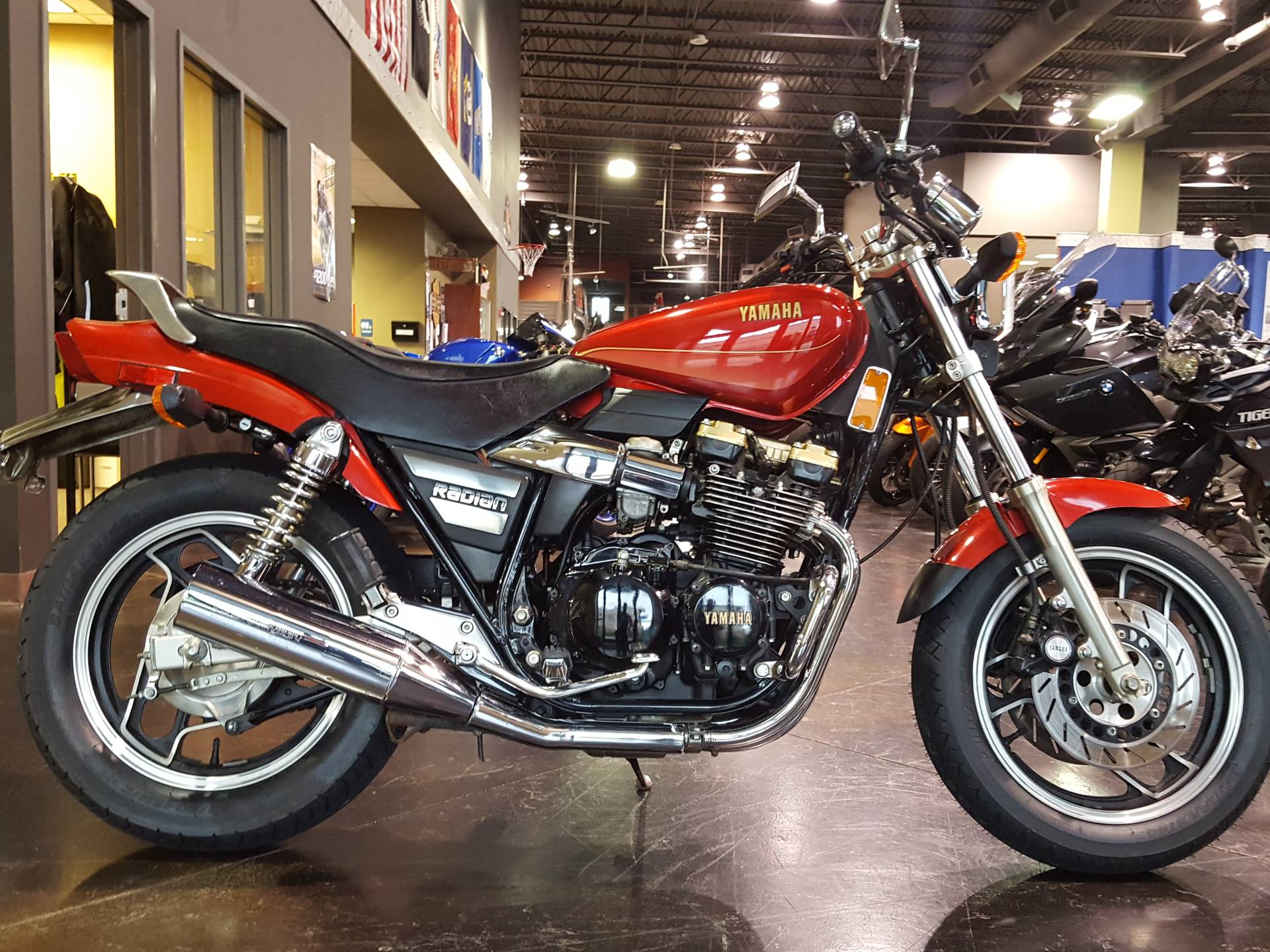 1986 Yamaha Radian Motorcycles for sale