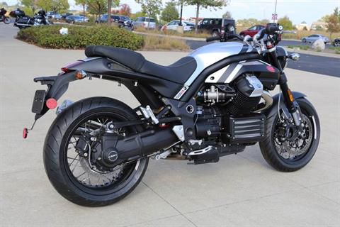 2017 Moto Guzzi Griso 1200 in Saint Charles, Illinois