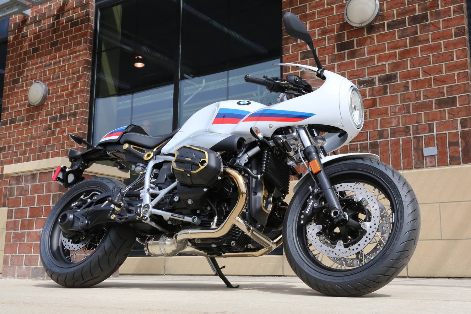 2018 BMW R nineT Racer in Saint Charles, Illinois - Photo 1