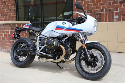 2018 BMW R nineT Racer in Saint Charles, Illinois - Photo 2
