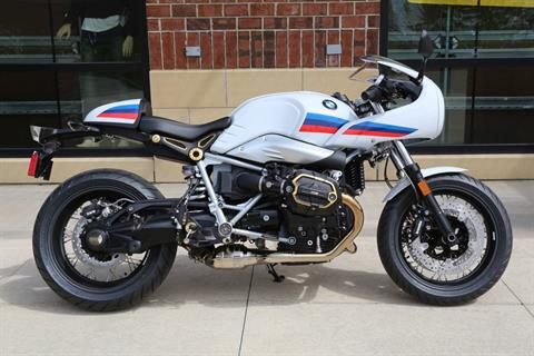 2018 BMW R nineT Racer in Saint Charles, Illinois - Photo 3