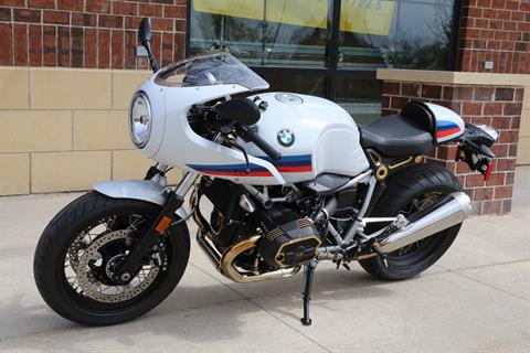 2018 BMW R nineT Racer in Saint Charles, Illinois - Photo 5