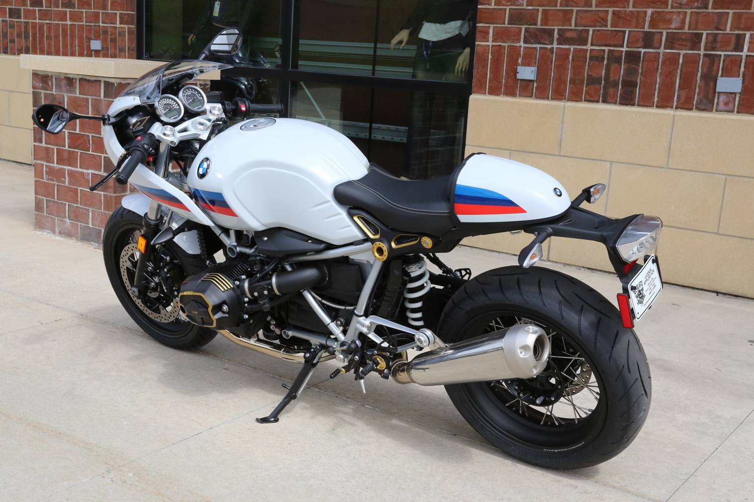 2018 BMW R nineT Racer in Saint Charles, Illinois - Photo 7
