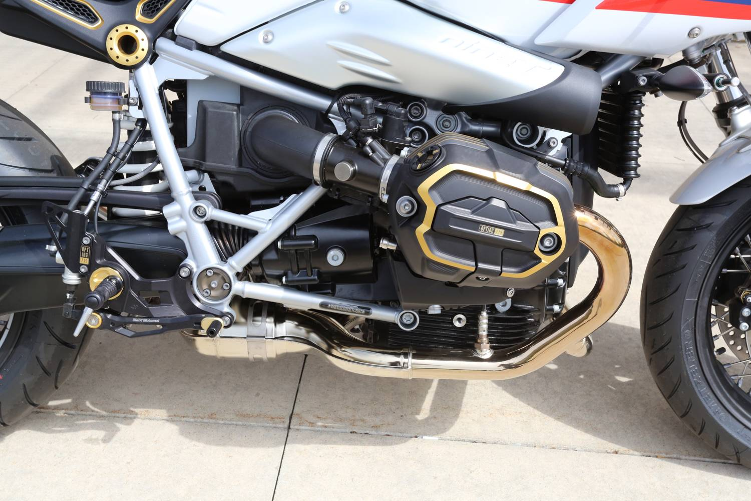 2018 BMW R nineT Racer in Saint Charles, Illinois - Photo 8