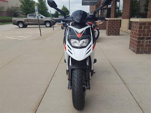 2017 Aprilia SR Motard 50 in Saint Charles, Illinois