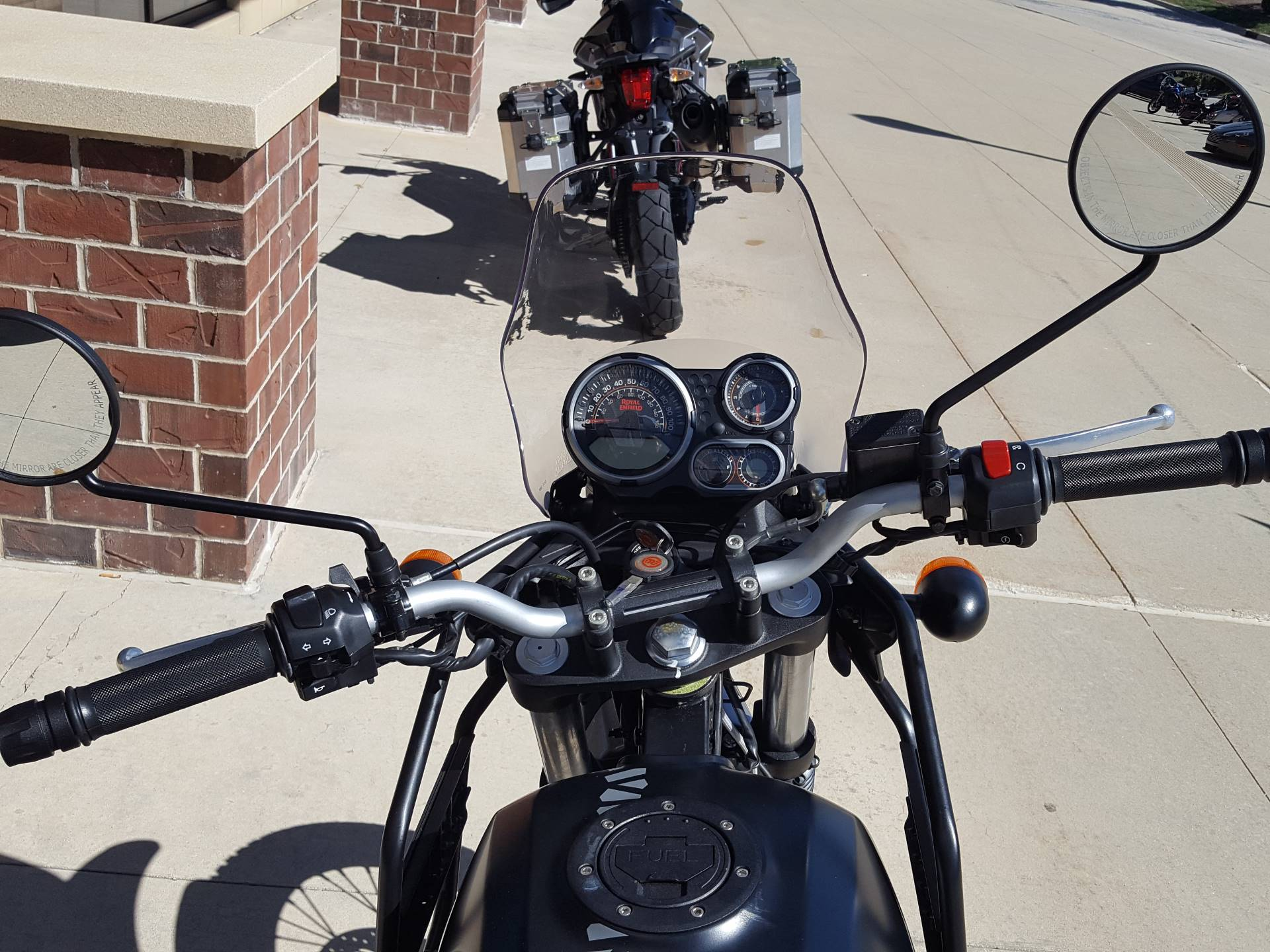 2018 Royal Enfield Himalayan 411 EFI in Saint Charles, Illinois