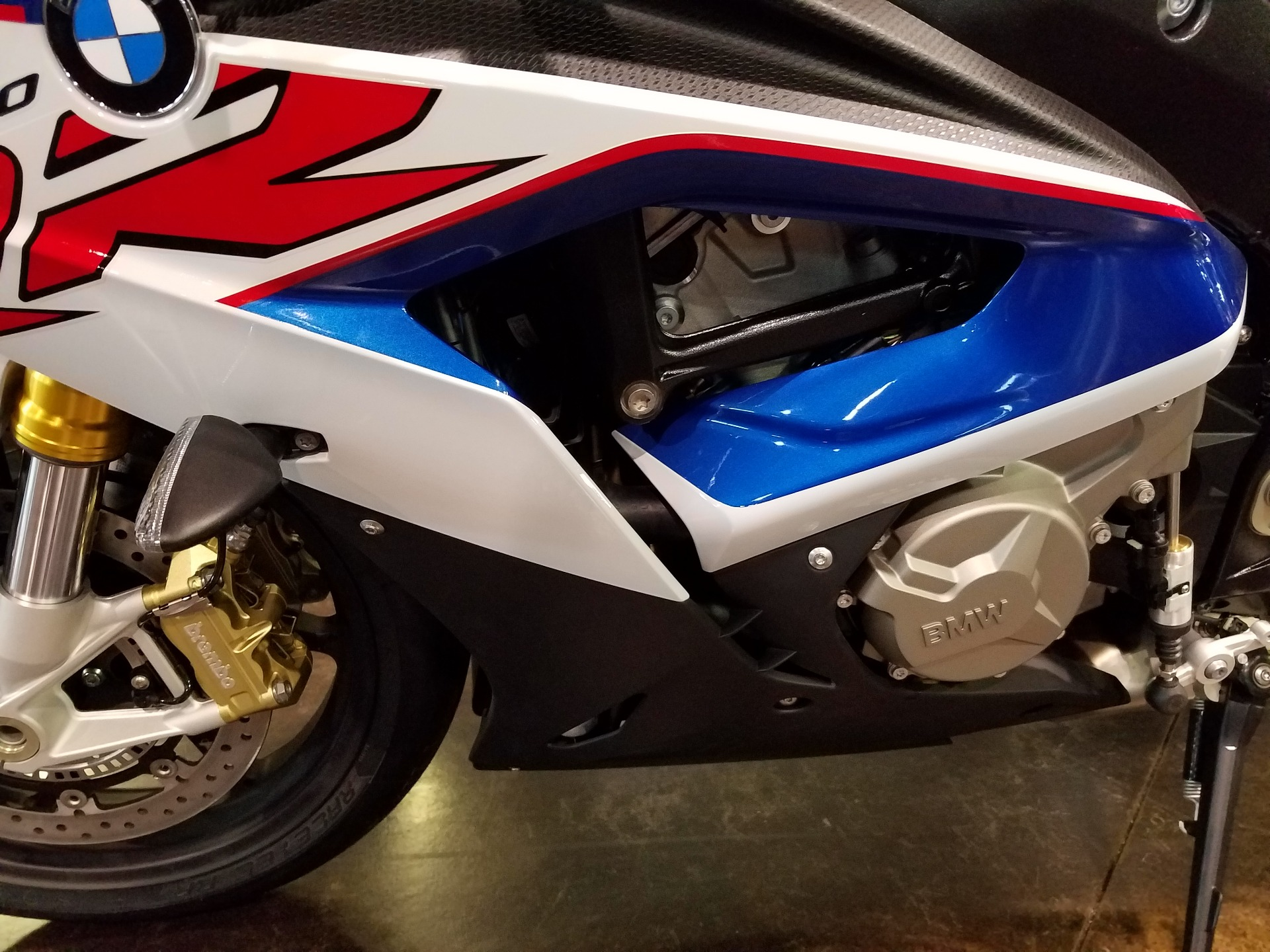 2019 BMW S 1000 RR in Saint Charles, Illinois