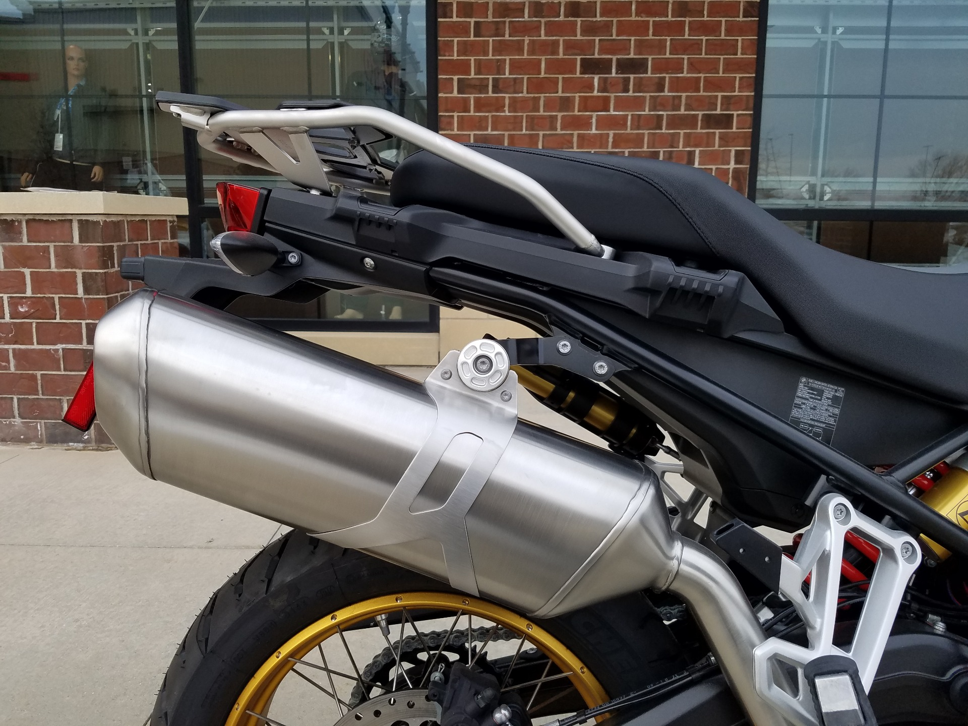 2019 BMW F 850 GS in Saint Charles, Illinois - Photo 17
