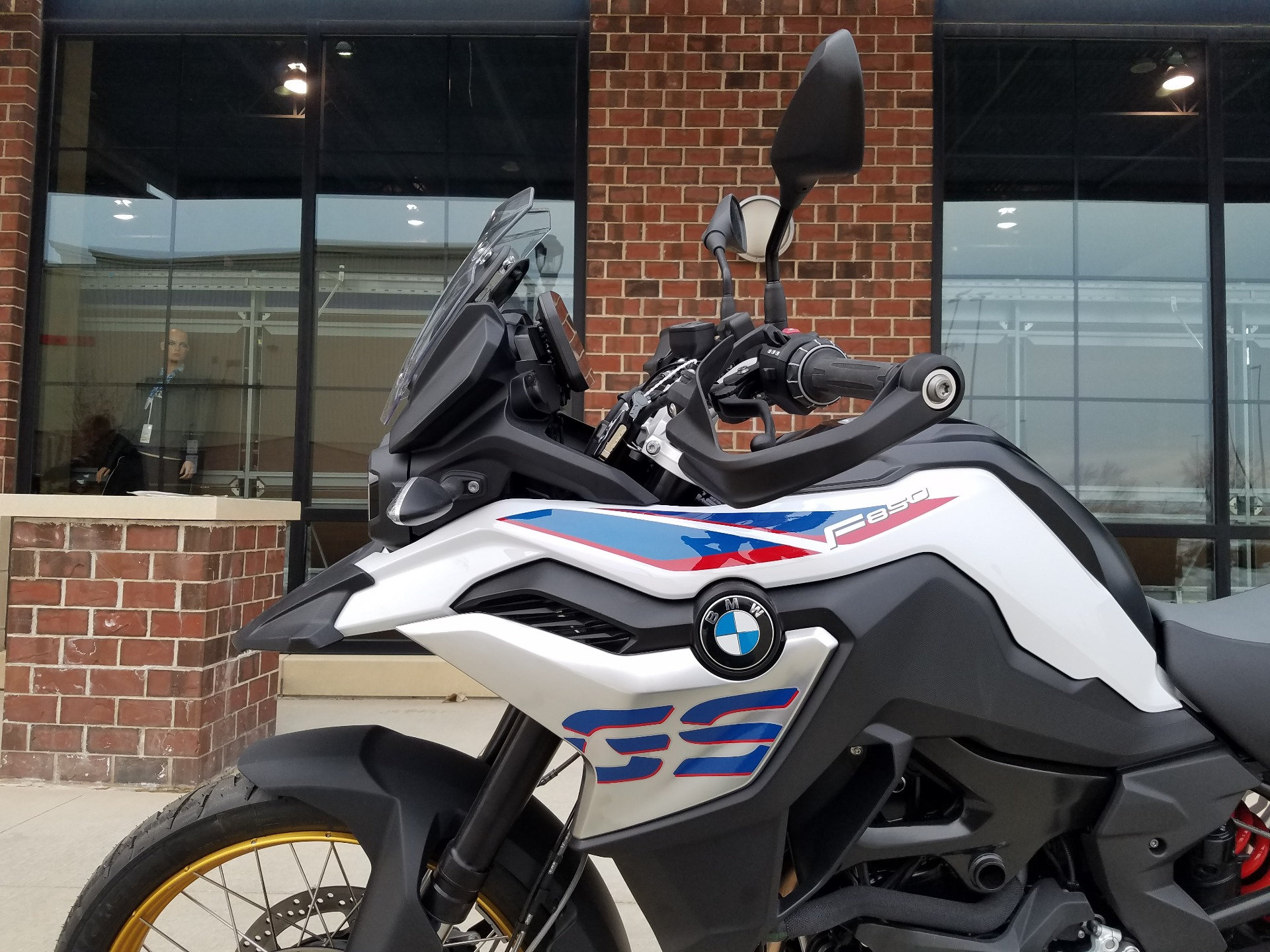 2019 BMW F 850 GS in Saint Charles, Illinois - Photo 20