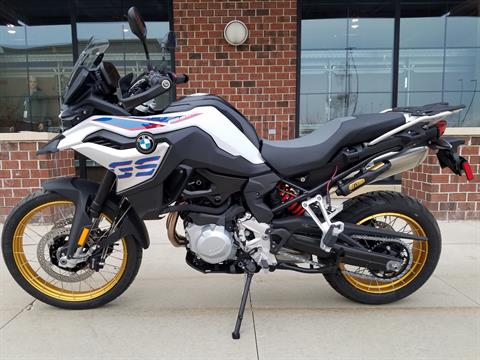 2019 BMW F 850 GS in Saint Charles, Illinois - Photo 2