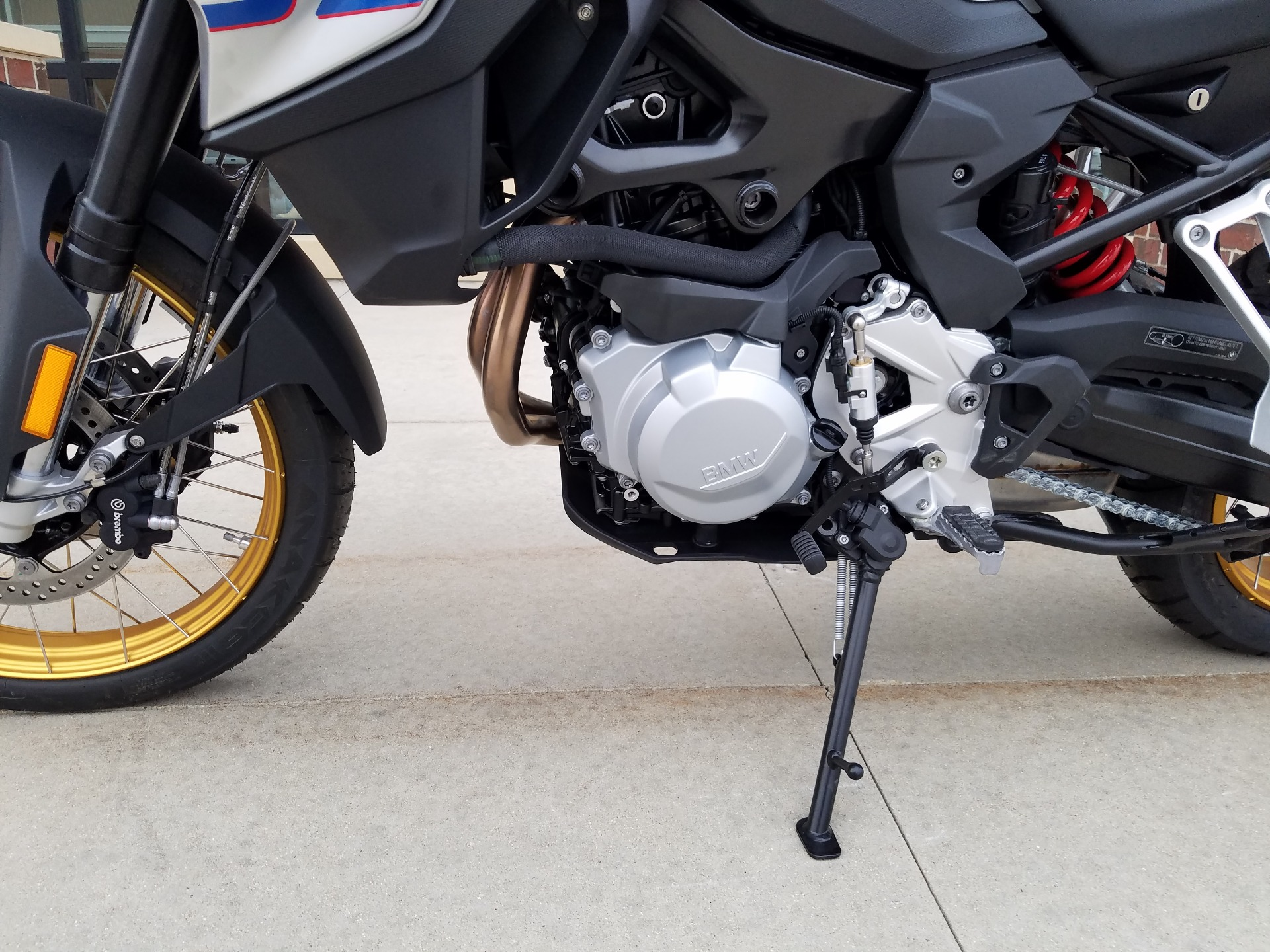 2019 BMW F 850 GS in Saint Charles, Illinois - Photo 23