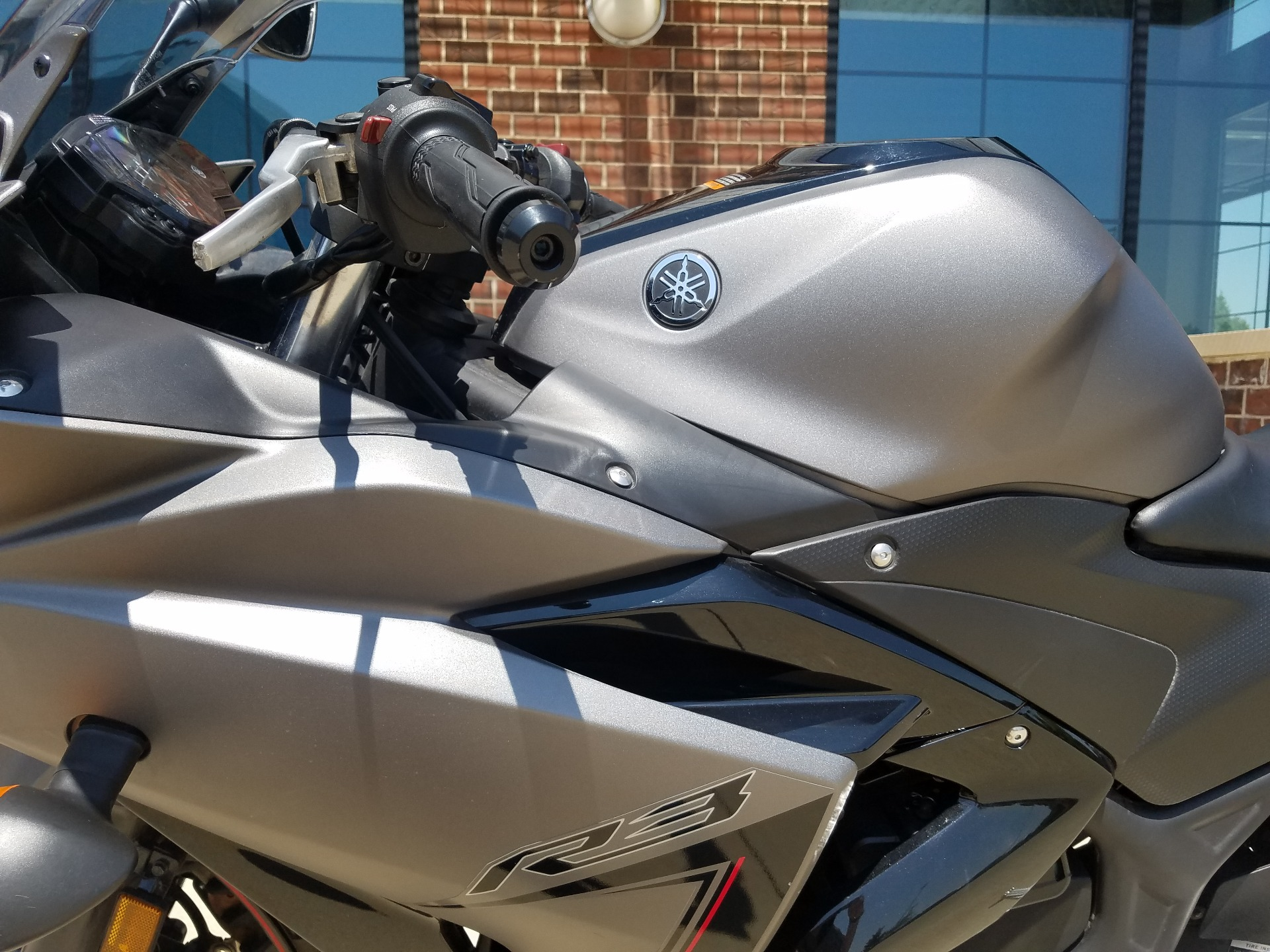 2016 Yamaha YZF-R3 in Saint Charles, Illinois