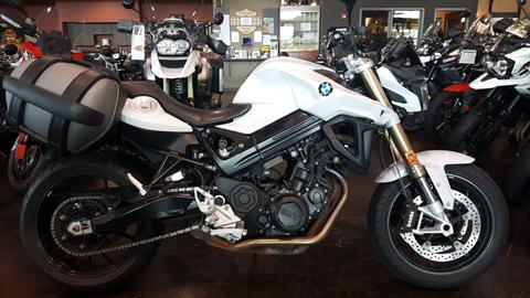 2015 BMW F 800 R in Saint Charles, Illinois