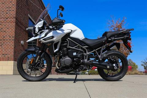 2017 Triumph Tiger Explorer XRx Low in Saint Charles, Illinois