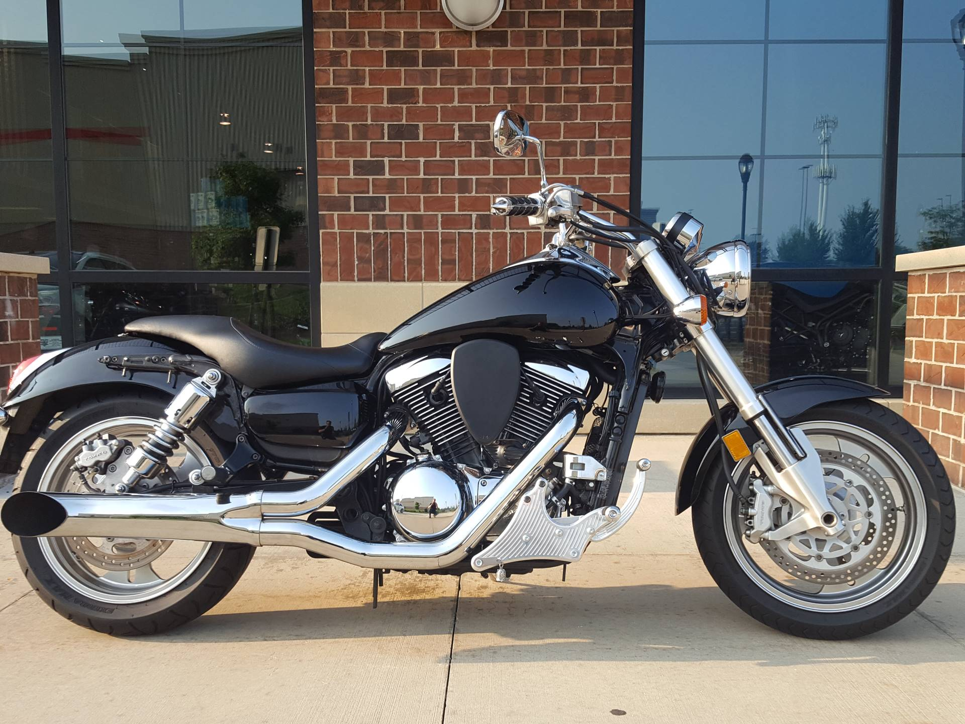 2007 Kawasaki Vulcan® 1600 Mean Streak® Motorcycles Saint Charles ...