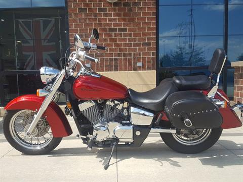 2008 Honda Shadow Aero® in Saint Charles, Illinois