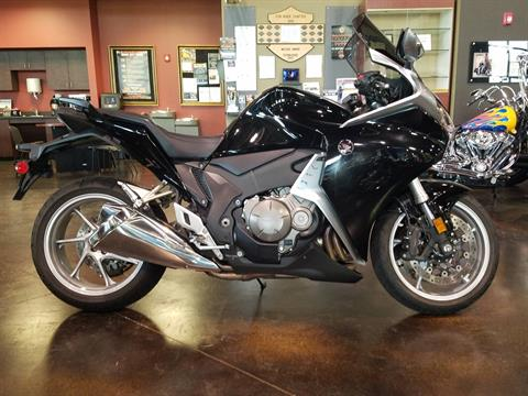 2013 Honda VFR1200F in Saint Charles, Illinois