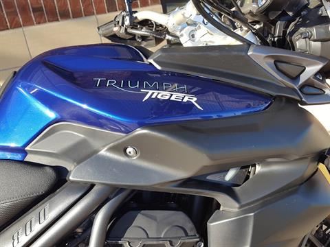 2013 Triumph Tiger 800 ABS in Saint Charles, Illinois