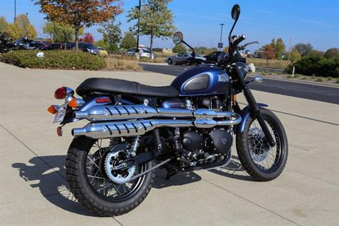 2017 Triumph Scrambler 865 in Saint Charles, Illinois