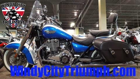2015 Triumph Thunderbird LT ABS in Saint Charles, Illinois