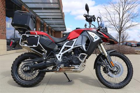 2017 BMW F 800 GS Adventure in Saint Charles, Illinois