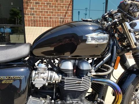 2012 Triumph Thruxton in Saint Charles, Illinois