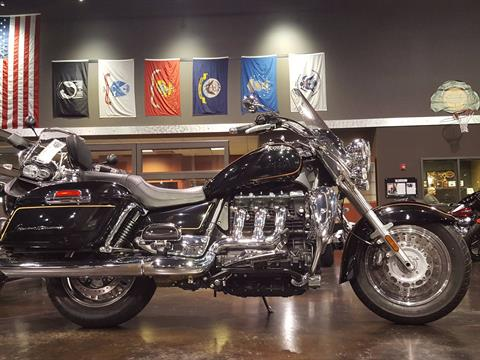 2015 Triumph Rocket III Touring ABS in Saint Charles, Illinois