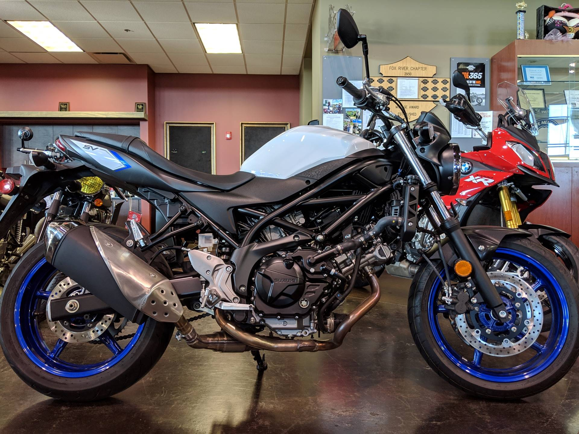2017 Suzuki SV650 for sale 33508