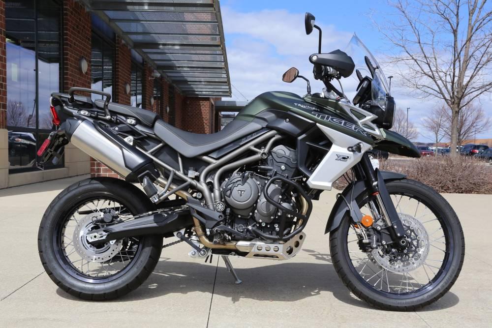 2018 Triumph Tiger 800 Xcx Motorcycles Saint Charles Illinois