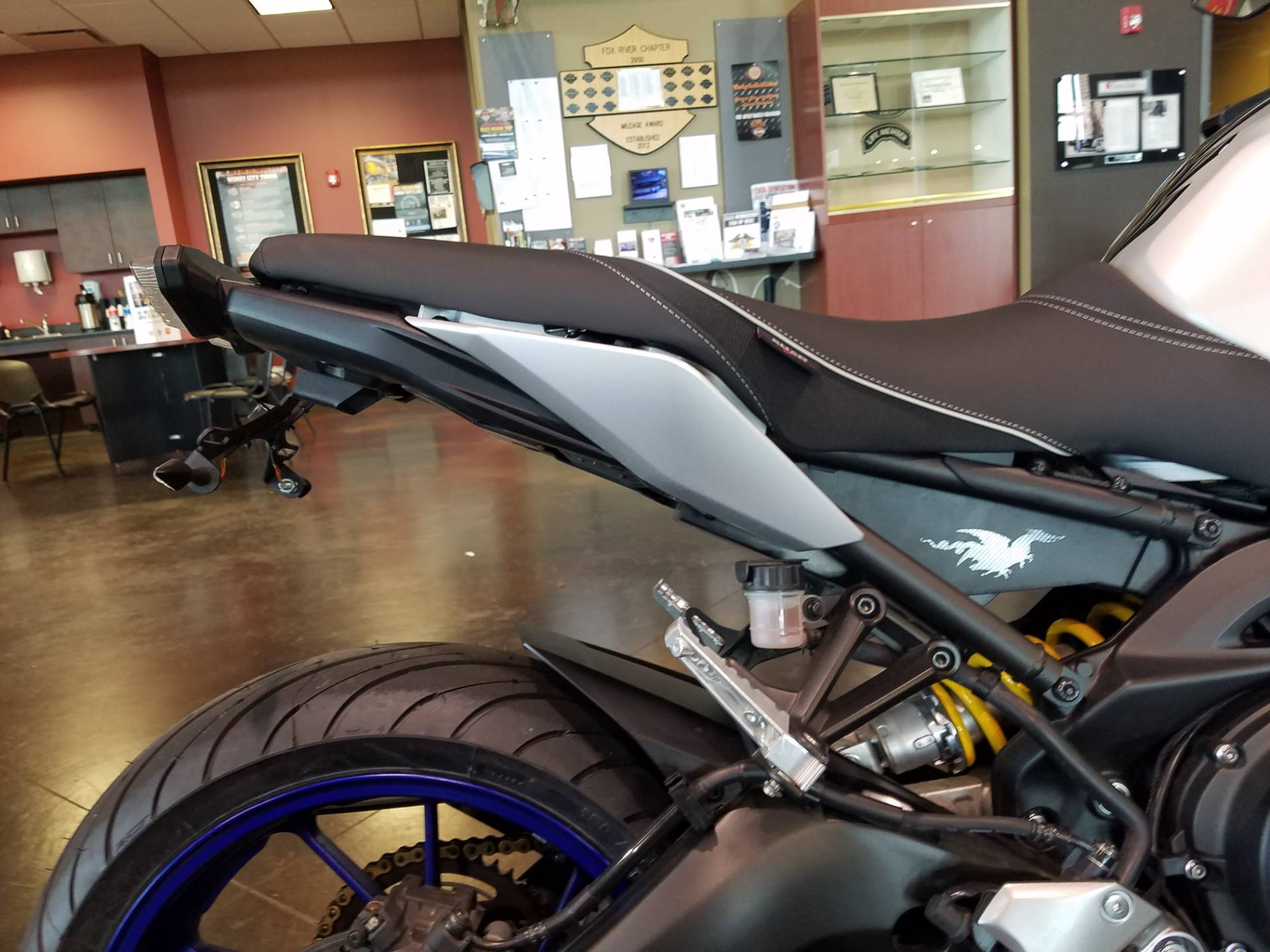 2015 Yamaha FZ-09 in Saint Charles, Illinois