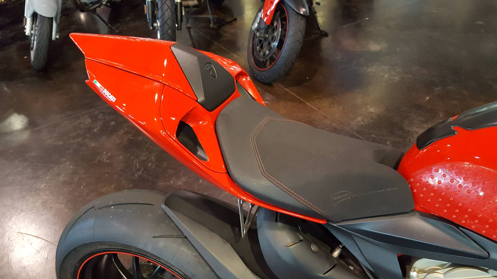 2012 Ducati 1199 Panigale S in Saint Charles, Illinois