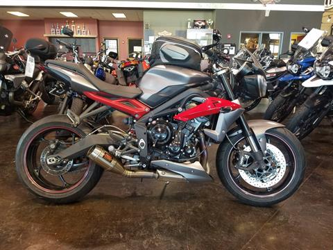2014 Triumph Street Triple R ABS in Saint Charles, Illinois