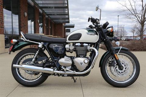 2018 Triumph Bonneville T120 in Saint Charles, Illinois - Photo 1
