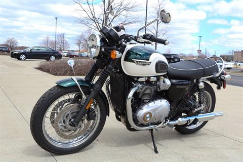 2018 Triumph Bonneville T120 in Saint Charles, Illinois - Photo 6