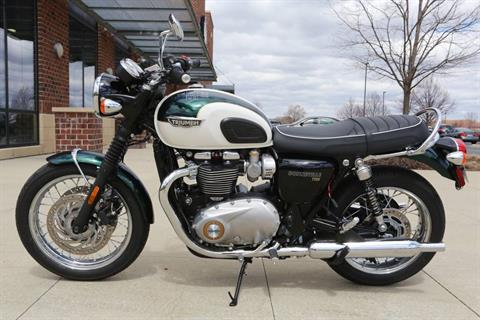 2018 Triumph Bonneville T120 in Saint Charles, Illinois - Photo 2