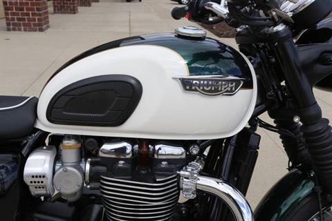 2018 Triumph Bonneville T120 in Saint Charles, Illinois - Photo 9