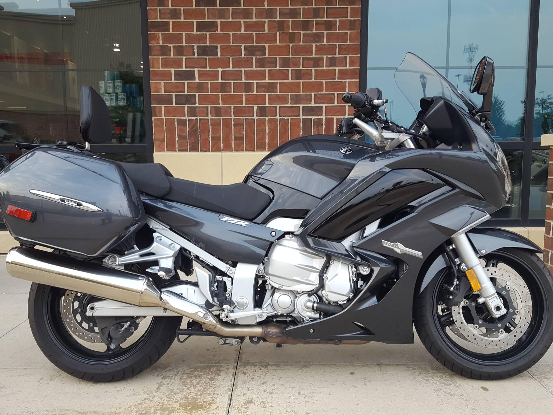 2015 Yamaha FJR1300A for sale 230550