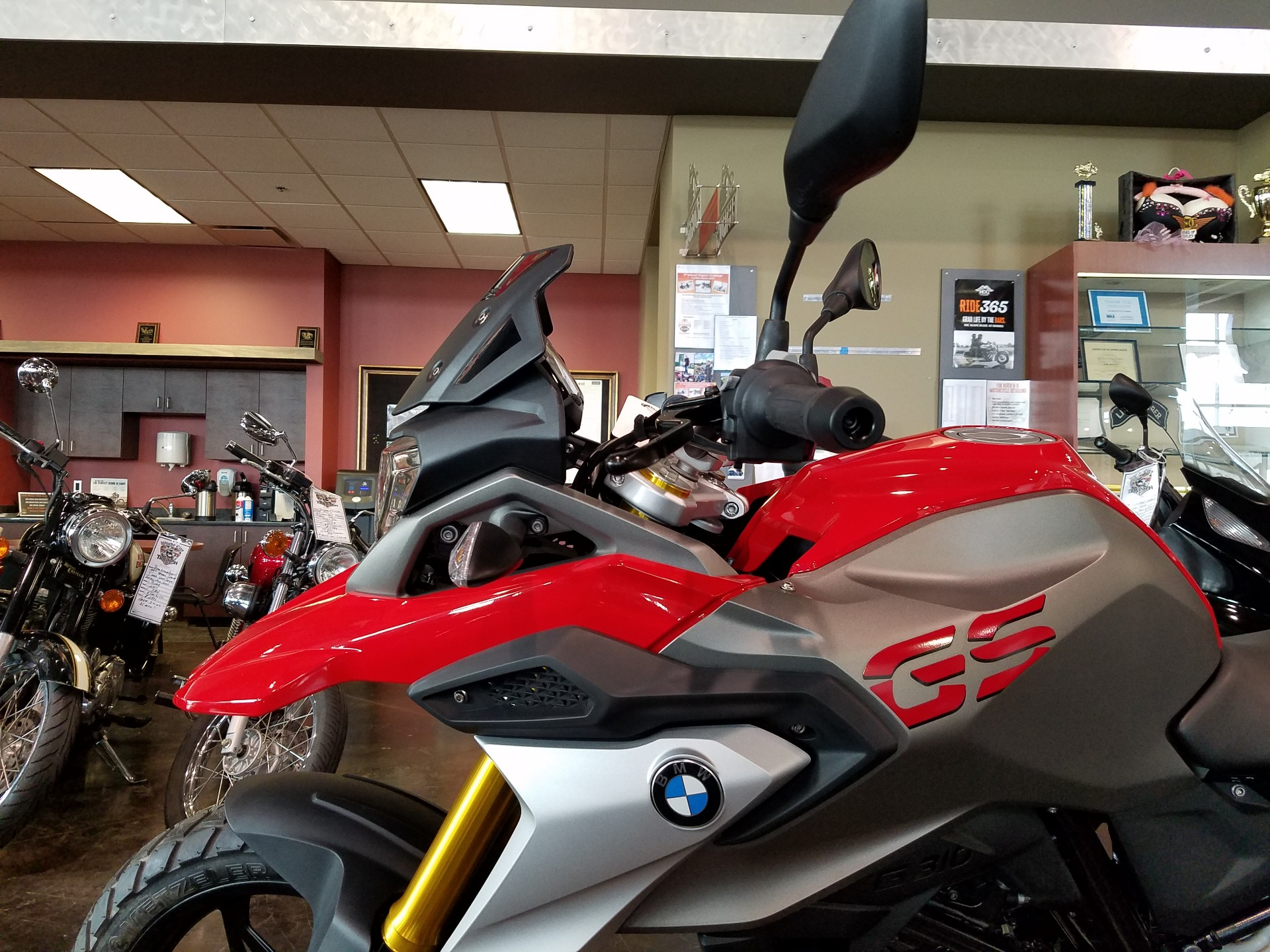2019 BMW G 310 GS in Saint Charles, Illinois