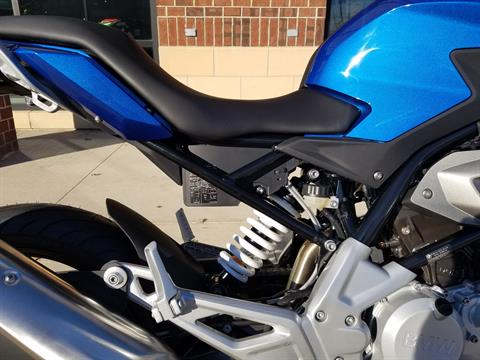 2018 BMW G 310 R in Saint Charles, Illinois