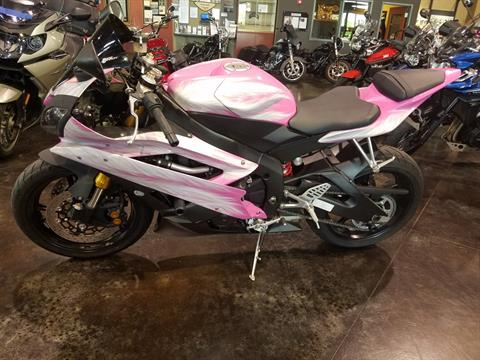 2006 Yamaha YZF-R6 in Saint Charles, Illinois