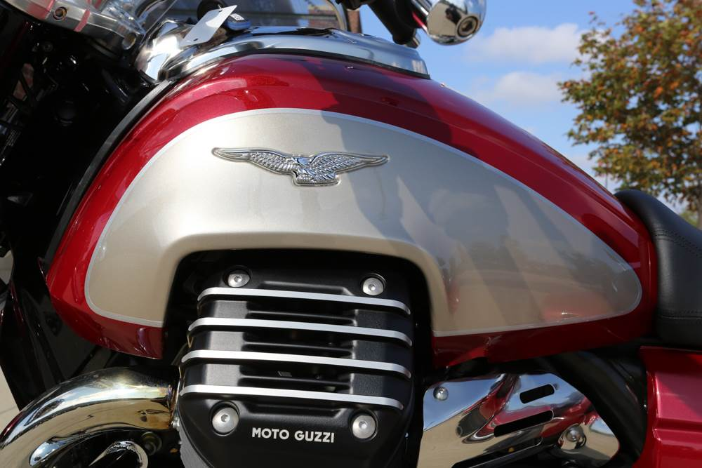 2017 Moto Guzzi California 1400 Touring ABS in Saint Charles, Illinois